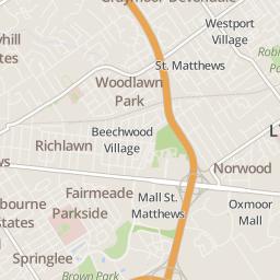 Address of Chuy's, St Matthews | Chuy's, St Matthews ... on jewish hospital louisville ky map, orangeburg sc map, st. matthews louisville ky map,