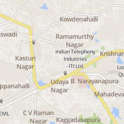 Indira Nagar Bangalore Map Address of Toit, Indiranagar   Toit, Indiranagar, Bangalore