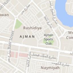 Address of KFC Ajman Corniche KFC Ajman Corniche Ajman Location