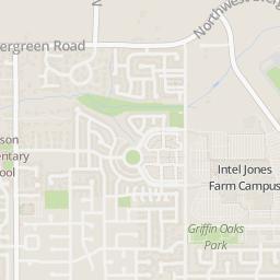 Intel Jones Farm Campus Map.Address Of Amelia S Mexican Restaurant Hillsboro Amelia S Mexican