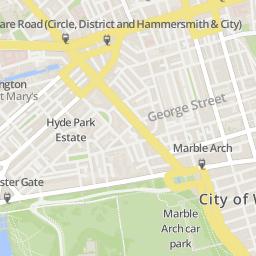 Knightsbridge London Map.Address Of Dinner By Heston Blumenthal Mandarin Oriental Hyde Park