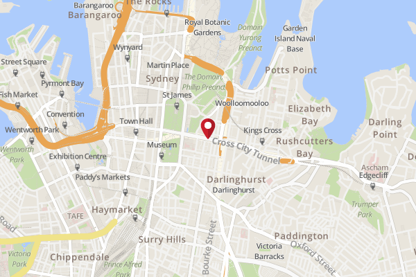 Address of Harry's Coffee and Gelato, Woolloomooloo ... on