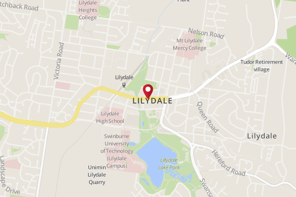 Address of Hutch & Co, Lilydale | Hutch & Co, Lilydale