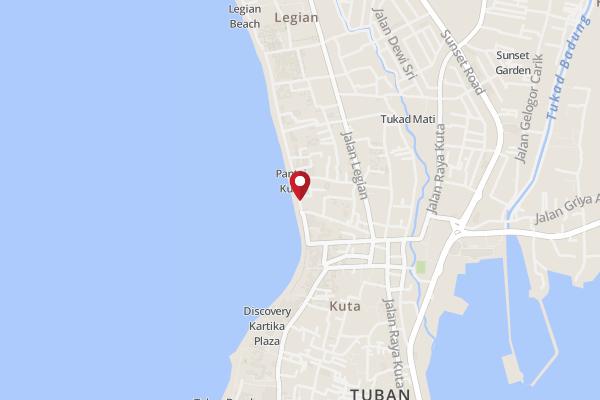 Address Of The Lounge Kuta The Lounge Kuta Bali