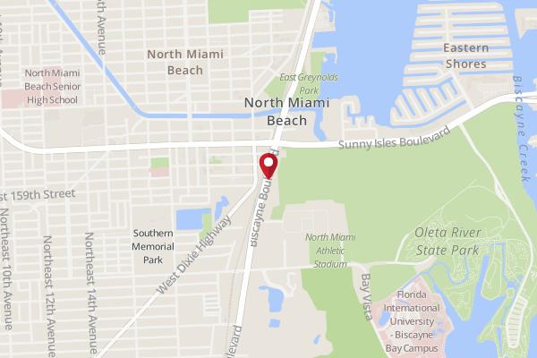 Address of Rizio's Peruvian Cuisine, North Miami Beach