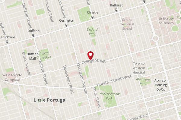 Address of Virgin Mobile Mod Club, Little Italy | Virgin ...
