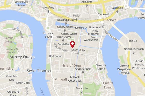 Address of Goodman Canary Wharf, Canary Wharf | Goodman Canary Wharf on